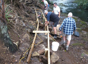 Wairoa Stream - new track addition
