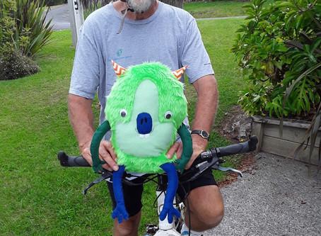 Waiheke to Wellington - by bike!