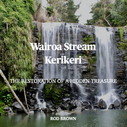 Book: The restoration of the Wairoa Stream