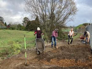 Public Planting Day: Sunday, 27 June 2021 - 9am