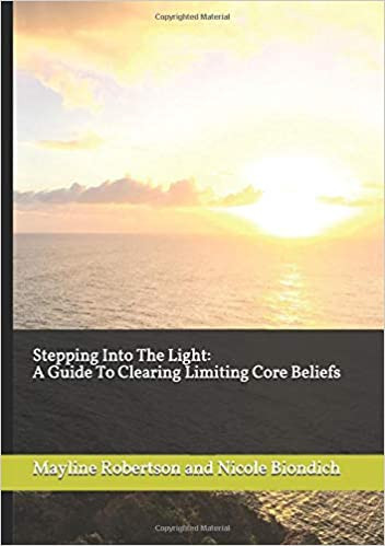 Stepping Into The Light - Self-Published