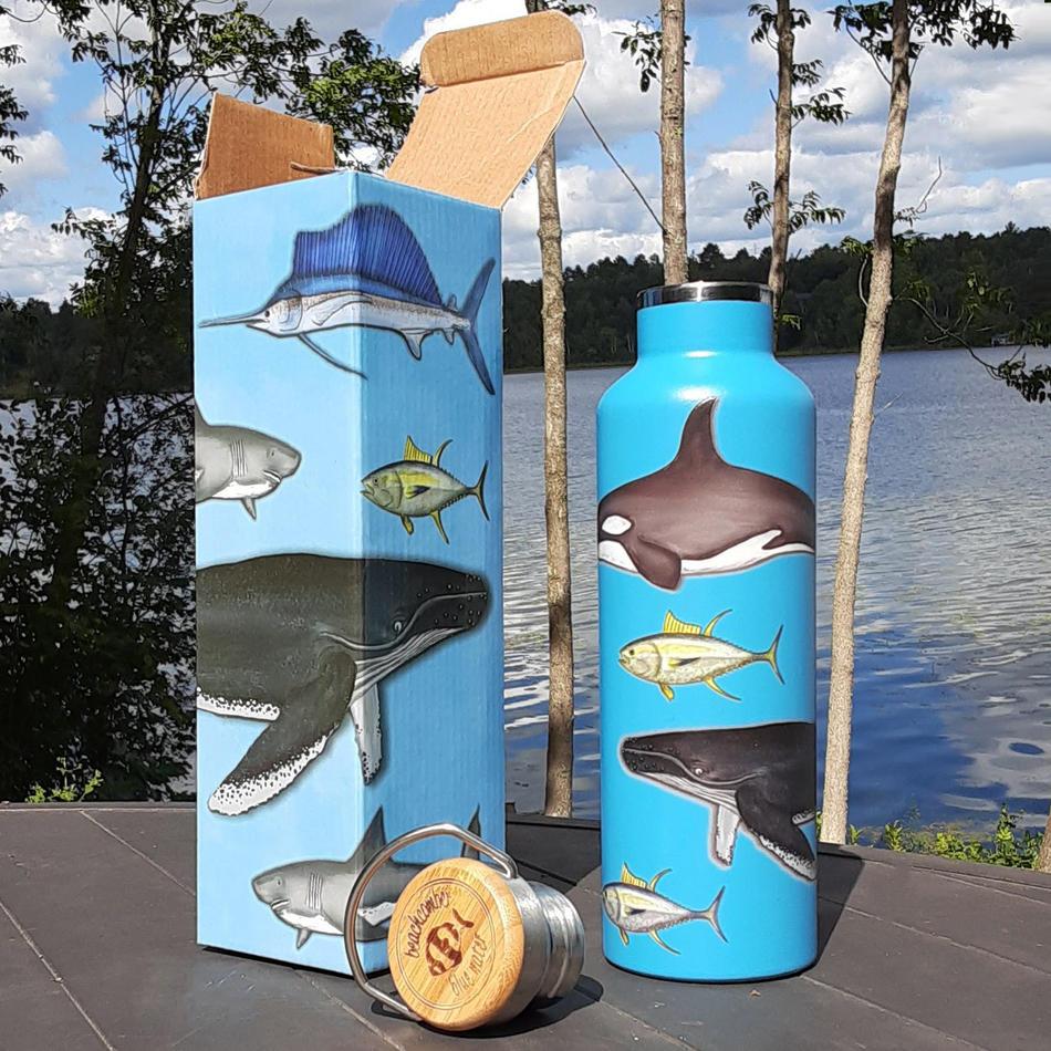 Sea Lide Water Bottle