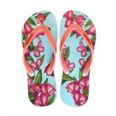 Azaleas Natural Rubber Flip Flops