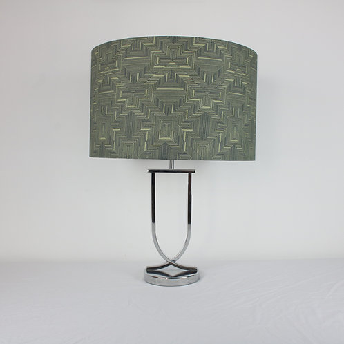 Pair of Large Lampshades