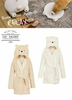 熊熊保暖衣