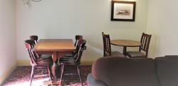 snug/dining area