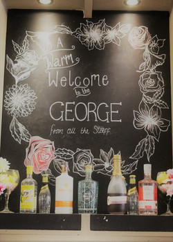 welcome to the george