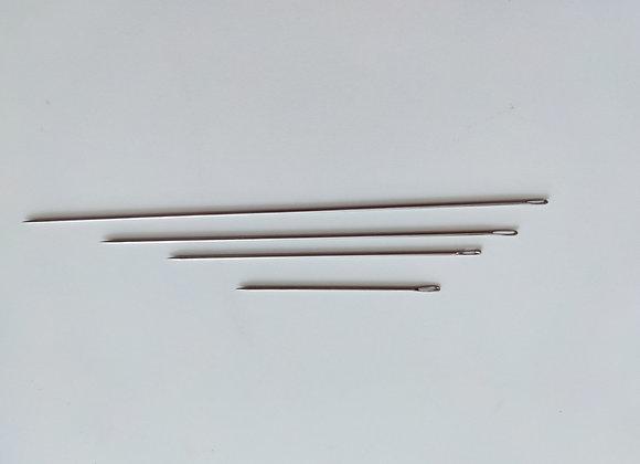 kit agulhão para boneca de pano- 10,15,20 e 25cm