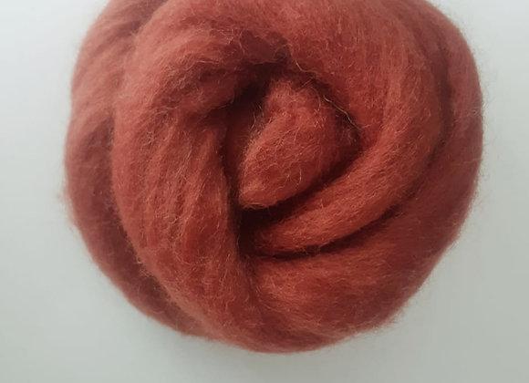 lã de feltragem- marrom A - 25g