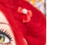 Lã de feltragem Coleção Arco Íris- Vermelho