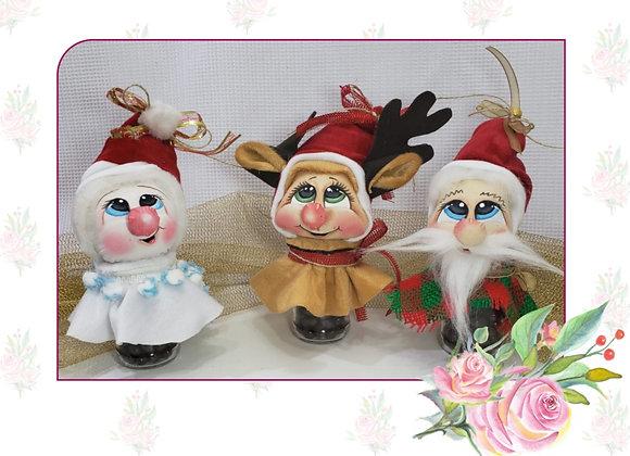 Fofuras de Natal- Apostila Digital