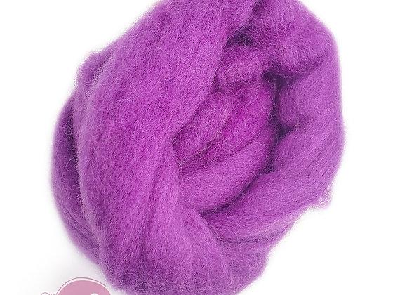 Lã de feltragem Coleção Arco Íris-Violeta