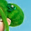 Thumbnail: Lã de feltragem Coleção Arco Íris- 25g Verde