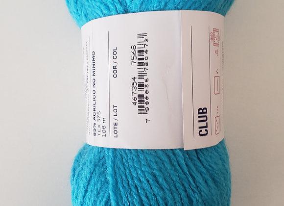 Lã comum Azul- 40g