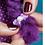 Thumbnail: Lã de feltragem Coleção Arco Íris-Violeta