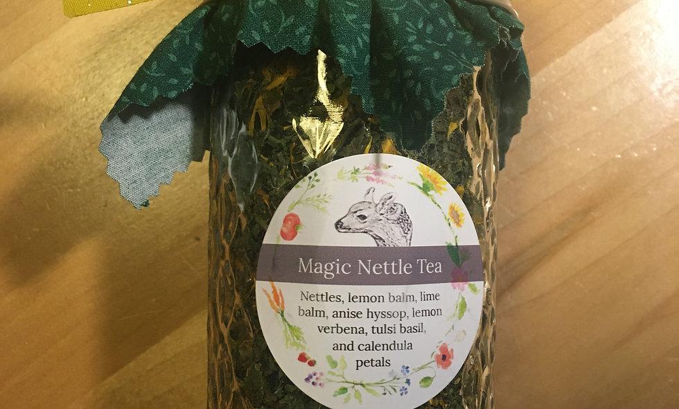 Magic Nettle Tea