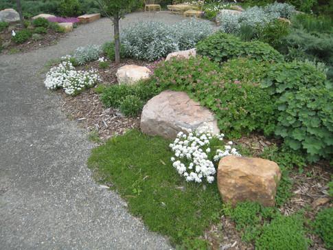 23 - Lee garden path closeup.JPG