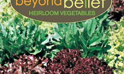 BBB LETTUCE —Gourmet Salad Blend