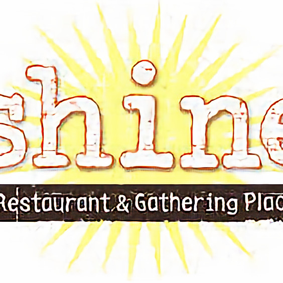 Dharma's Garden Pitch at SHINE RESTAURANT!