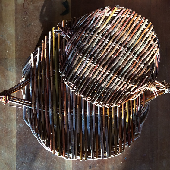 Intro to Basket Weaving - Make a Tension Tray!
