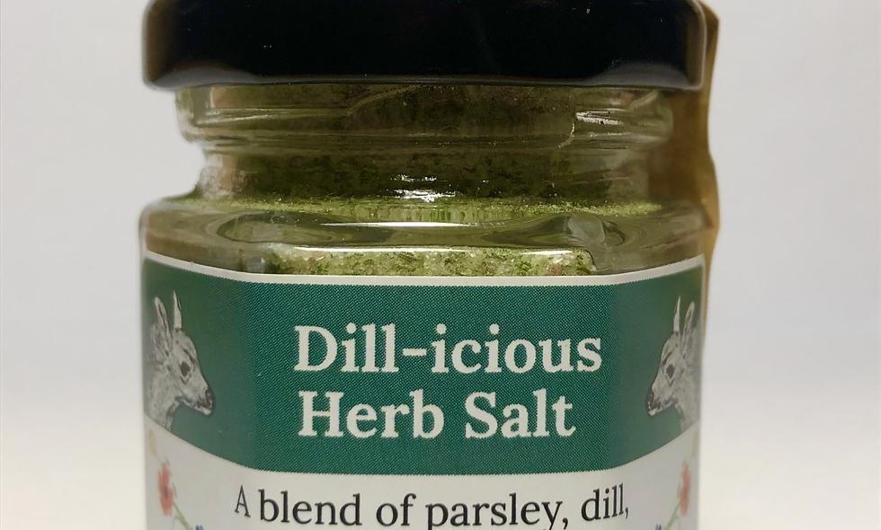 Dill-icious Herb Salt