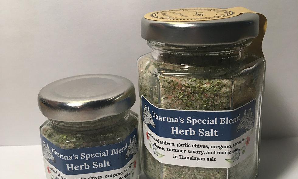 Dharma's Special Blend Herb Salt