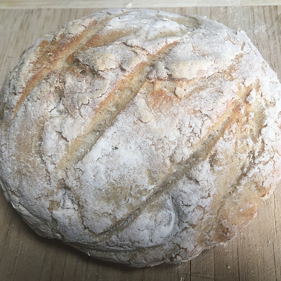 Bread & Butter: Traditional Sourdough, Sprouted Grains, and Gluten Free!