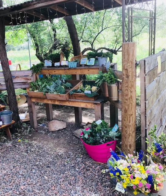 The Little Garden Stand