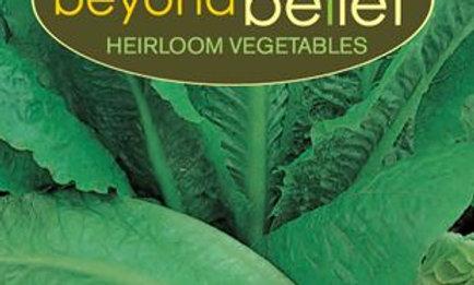 BBB LETTUCE —Dark Green Romaine