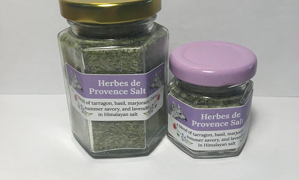 Herbes de Provence Herb Salt