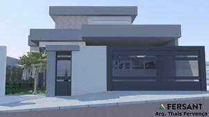 32 FERSANT fachada condominio casa plant