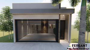 28 FERSANT fachada condominio casa plant