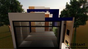 26 FERSANT fachada condominio casa plant