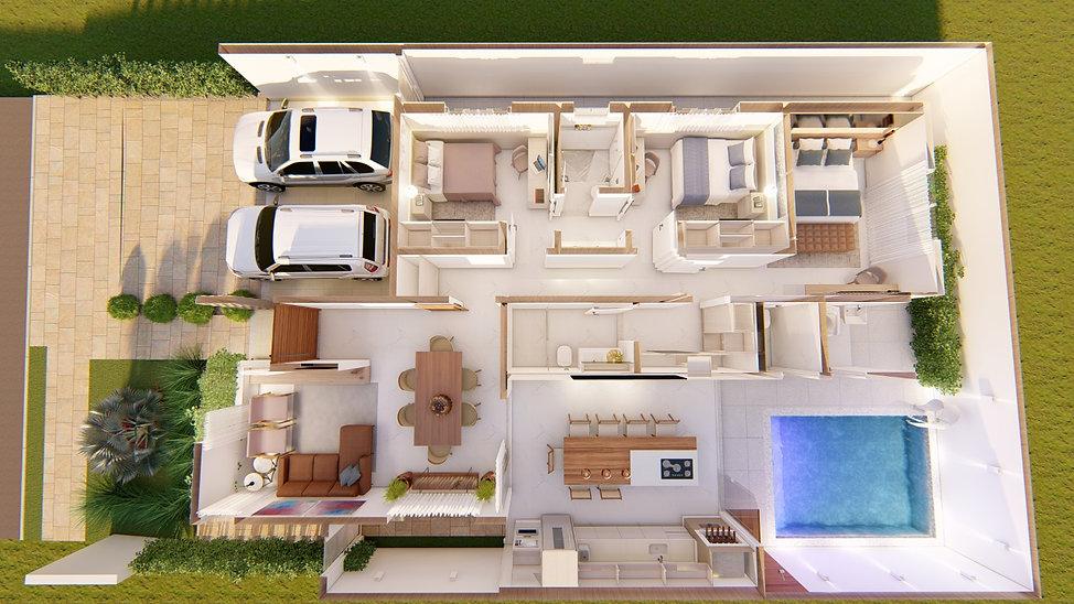 planta casa 3