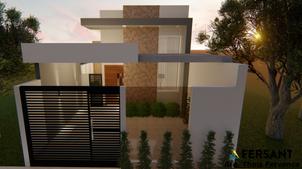 25 FERSANT fachada condominio casa plant