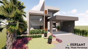 5.2 fachada condominio casa planta proje