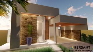 22 FERSANT fachada condominio casa plant