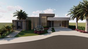 9 FERSANT fachada condominio casa planta
