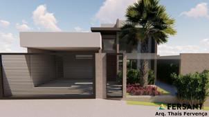 20 FERSANT fachada condominio casa plant