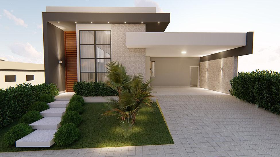 FERSANT fachada casa planta projeto 1.3.