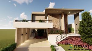 3.2 FERSANT fachada condominio casa plan