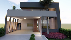 10 FERSANT fachada condominio casa plant