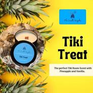 Tiki Treat Candle