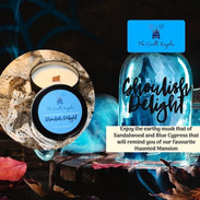 Ghoulish Delight Candle