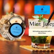 Mint Julep Candle