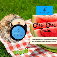 Chew Chew Train Candle