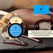 Ice Cream Ears Candle