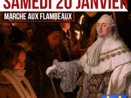 Hommage à Louis XVI