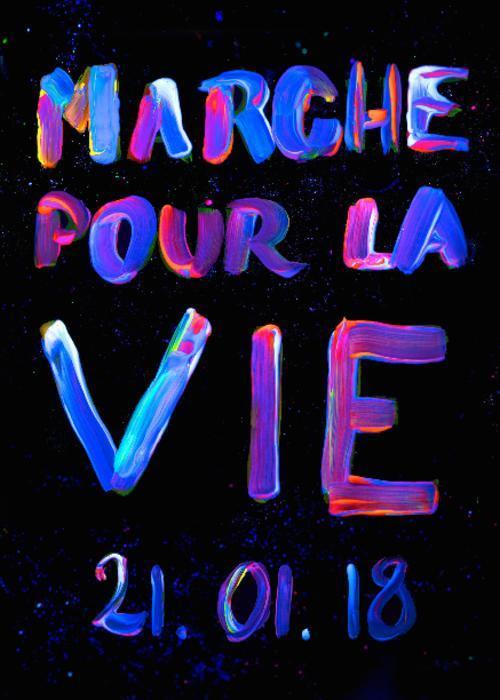 Marche pour la vie 2018
