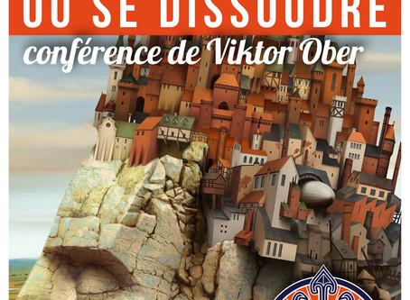 Conférence à Toulon